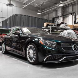 Mercedes benz classic center 17 foto raf 13 yorum for Mercedes benz classic center california