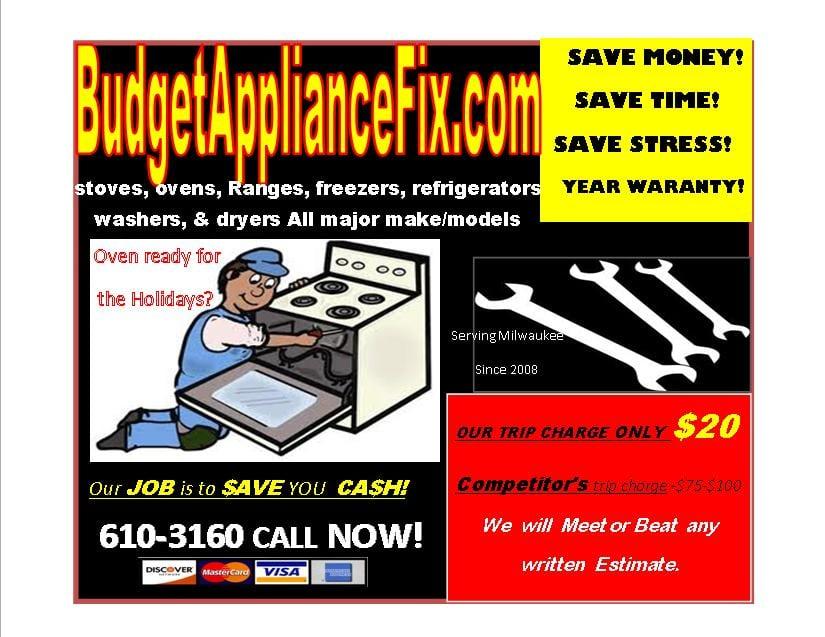 Budget Appliance Fix