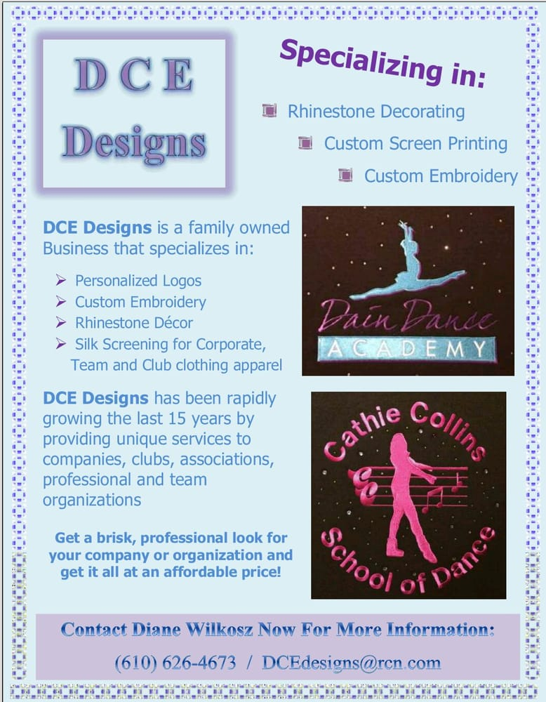 DCE Designs: Clifton Heights, PA