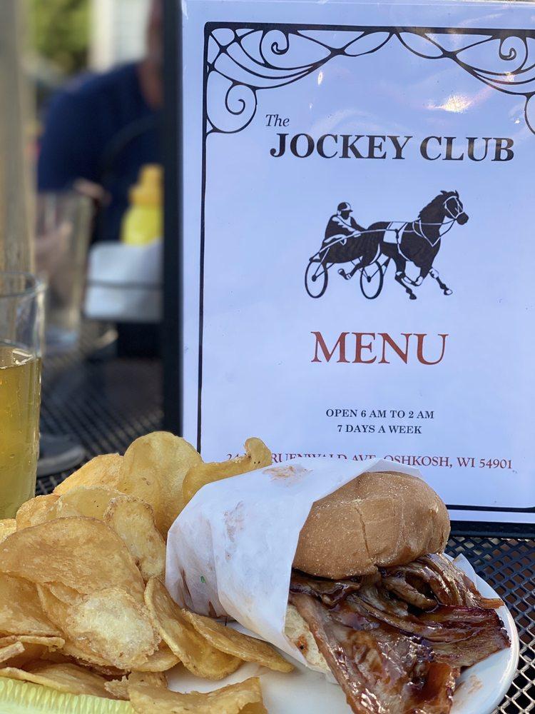 Food from The Jockey Club