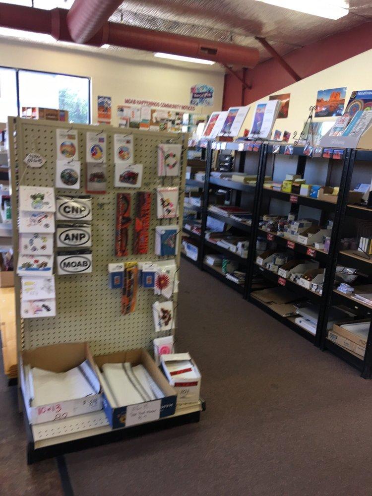 Moab Mailing Center: 375 S Main St, Moab, UT
