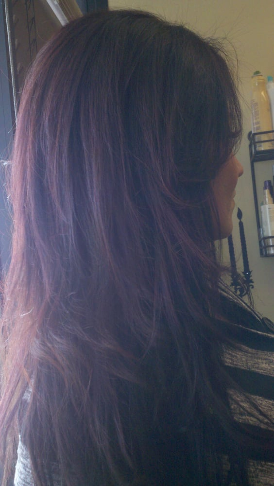 Color And Full Set Flashpoint Hair Extensions Yelp