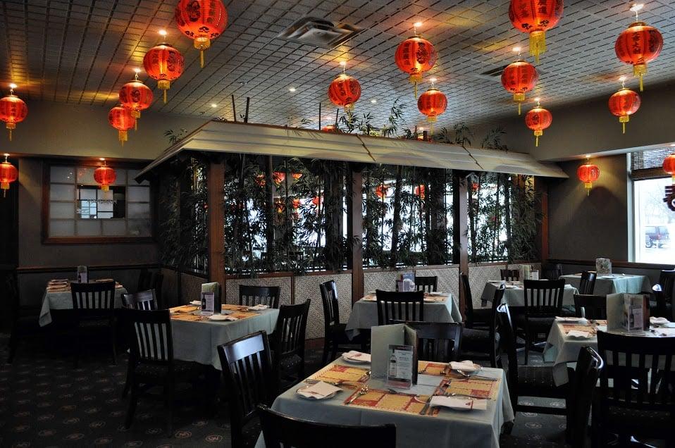 Mandarin Restaurant In Niagara Falls Ontario