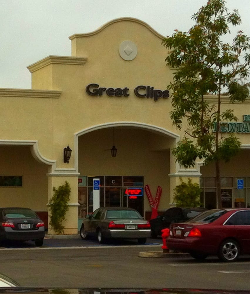 Photos for great clips yelp for 18 8 salon rancho santa margarita