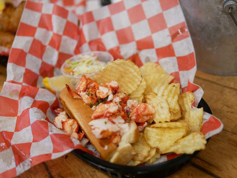 Morgan's Lobster Shack & Fish Market