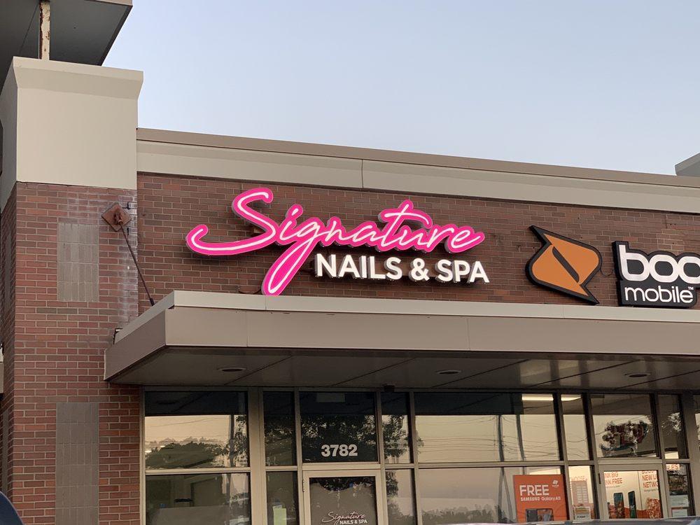 Signature Nails & Spa: 3782 Alpine Ave NW, Comstock Park, MI