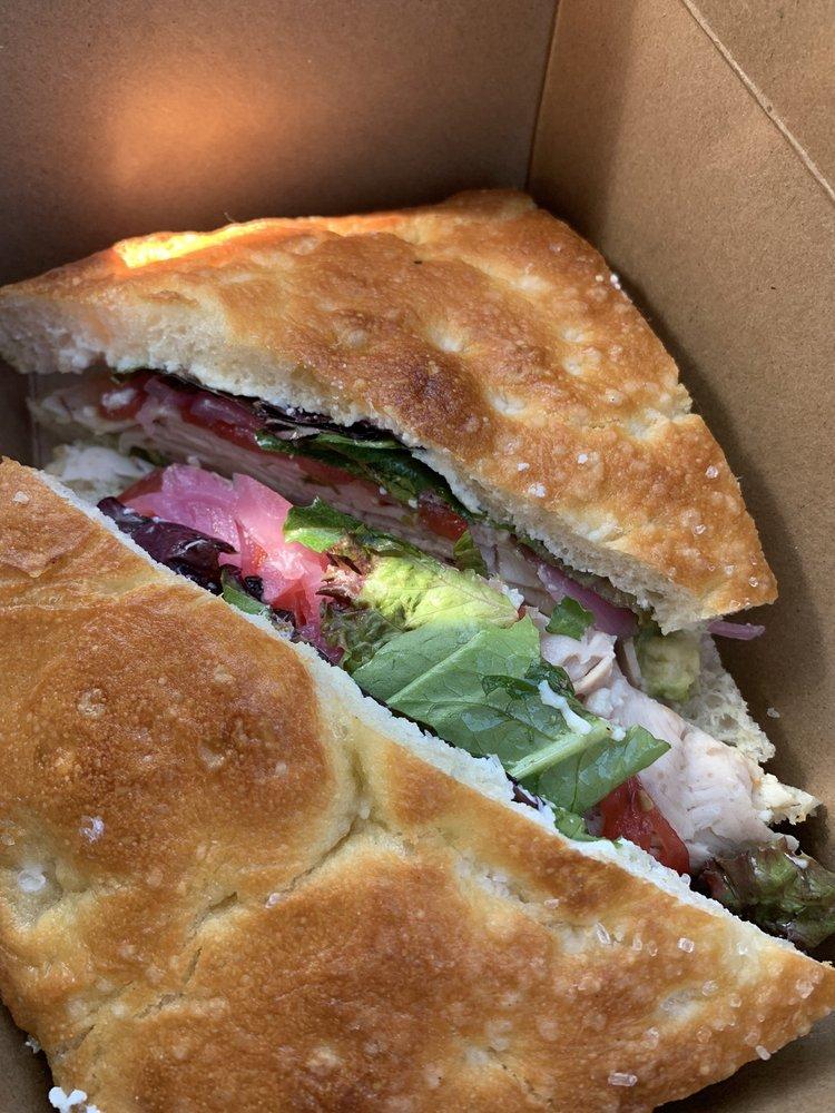 Lucia's Craft Sandwich: 611 2nd Ave, Crockett, CA