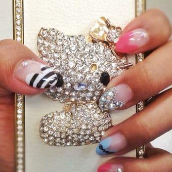Marie nails closed 223 photos 111 reviews nail salons photo of marie nails los angeles ca united states japanese nail art prinsesfo Images