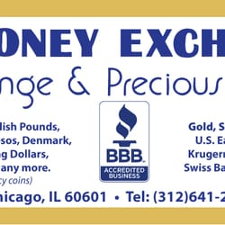 Photo Of World S Money Exchange Chicago Il United States