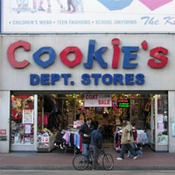 When your student is in need of a new school uniform or new after-school play clothes, Cookie's Kids should be your destination of choice! As the number one school uniform producer and the world's largest children's department store, Cookie's Kids carries all of the clothes and toys your children need.