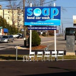 Soap Hand Car Wash Atlanta Ga