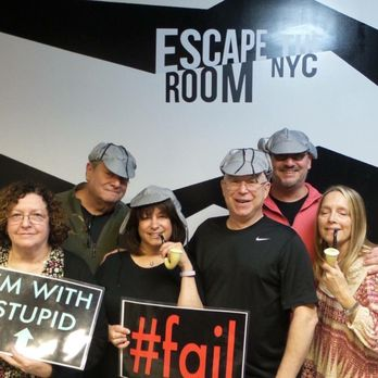 Escape The Room Spoilers Nyc