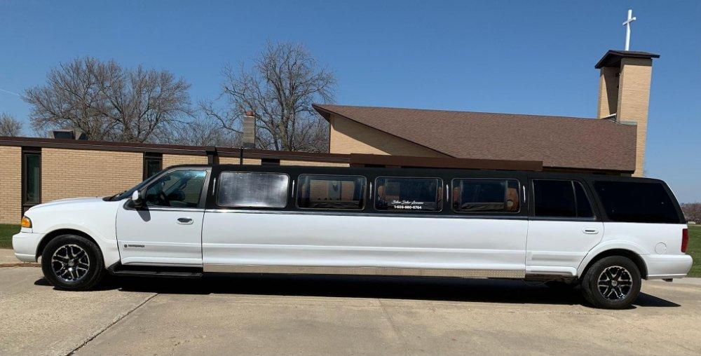 Million Dollar Limousine: Clear Lake, SD