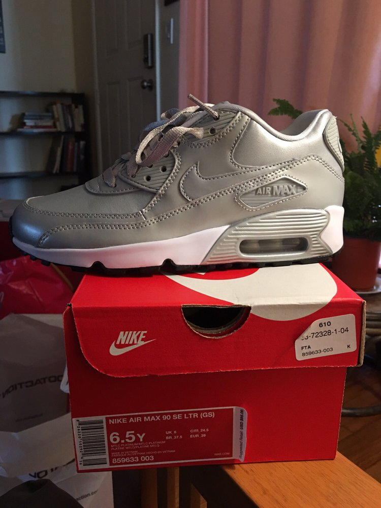 size 40 93a57 99369 Big kids 6.5 (8.5 in women's) Air Max 90 on sale for $29.99 ...