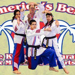 Photo Of America S Best Tae Kwon Do Karate Mixed Martial Arts Edinburg