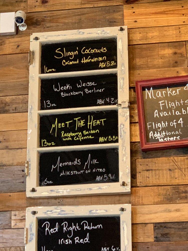 Marker 48 Brewing: 12147 Cortez Blvd, Brooksville, FL