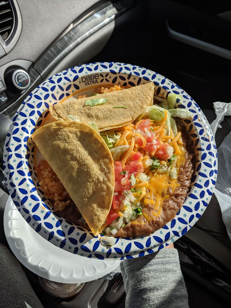 Mexican Express: 345 N 13th St, Reedsport, OR