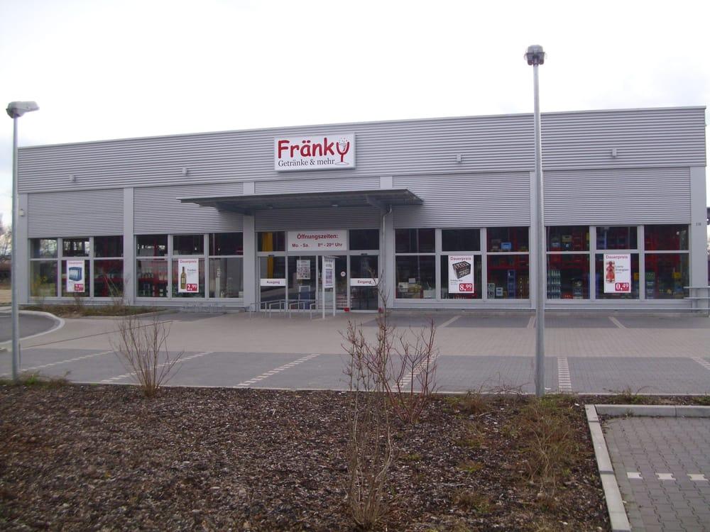 Fränky Getränkemarkt - Getränkemarkt - Regensburgerstr. 270, Ost ...