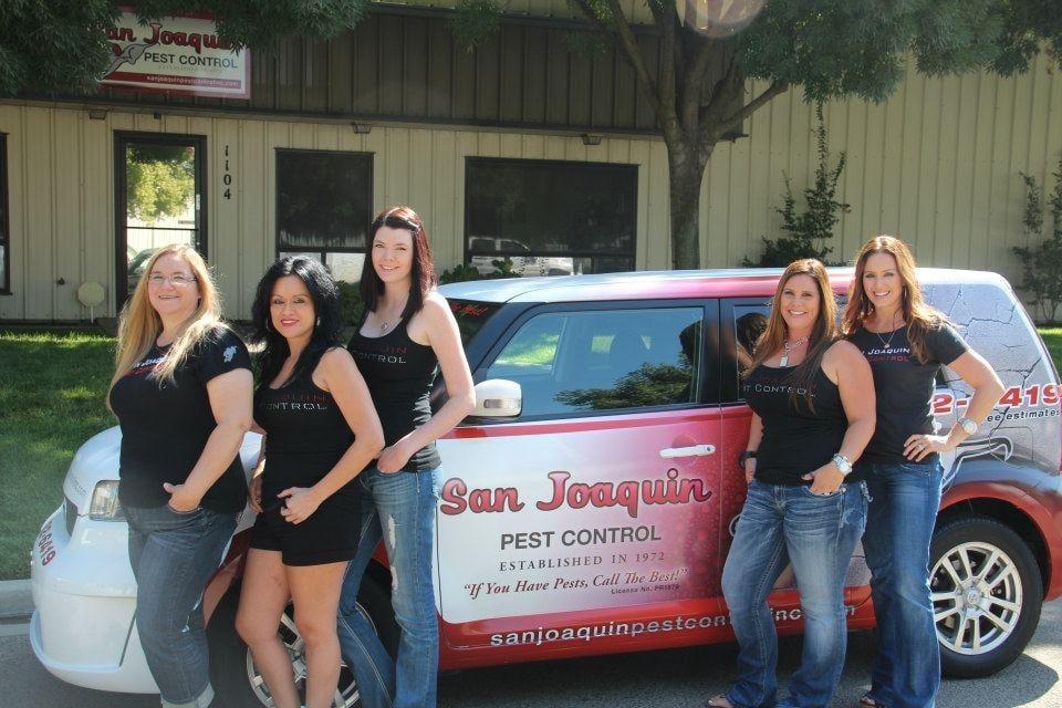 San Joaquin Pest Control - Hanford: 195 E 4th St, Hanford, CA