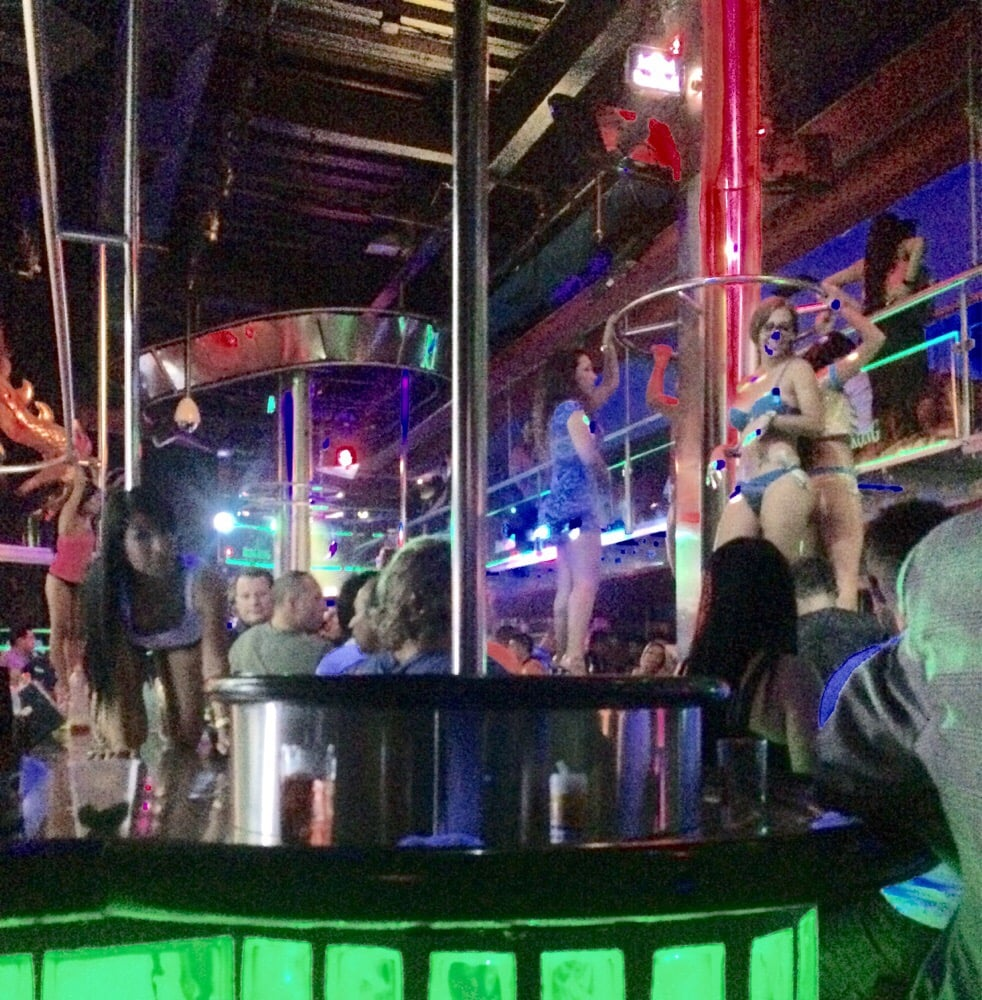 T J Kong Ride The Bomb: Photos For Hong Kong Gentlemen's Club