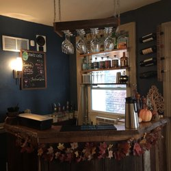 Photo Of Roots Cafe West Chester Pa United States Back Bar Area