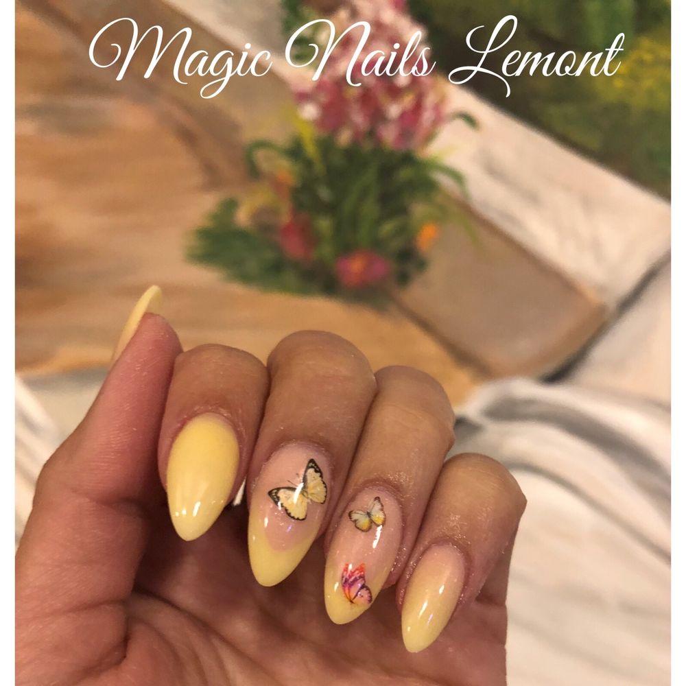 Magic Nails - Lemont: 1120 State St, Lemont, IL