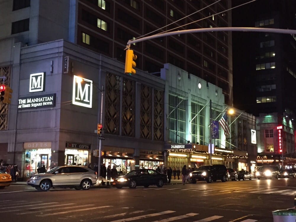 photos for the manhattan at times square hotel yelp. Black Bedroom Furniture Sets. Home Design Ideas