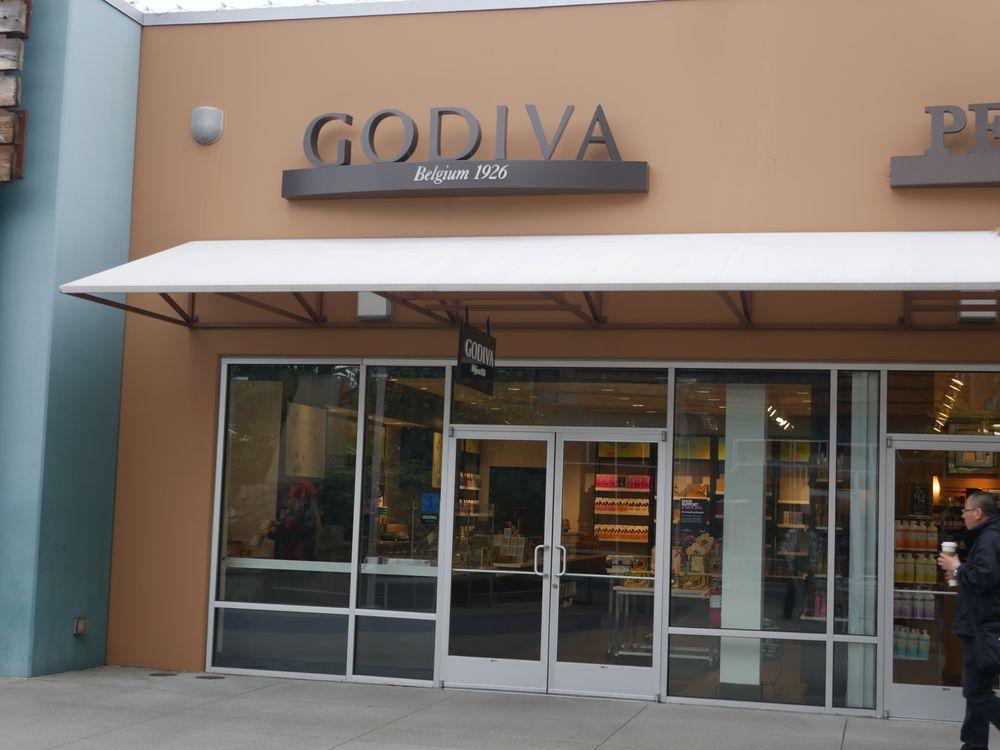 Godiva Chocolatier: 10600 Quil Ceda Blvd, Marysville, WA