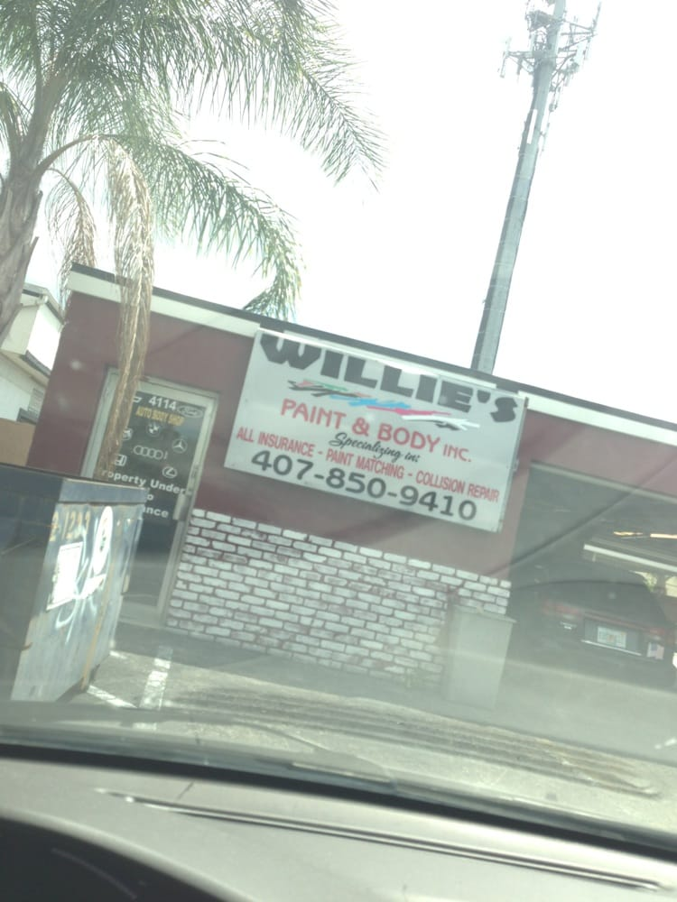 Willie's Paint & Body Shop