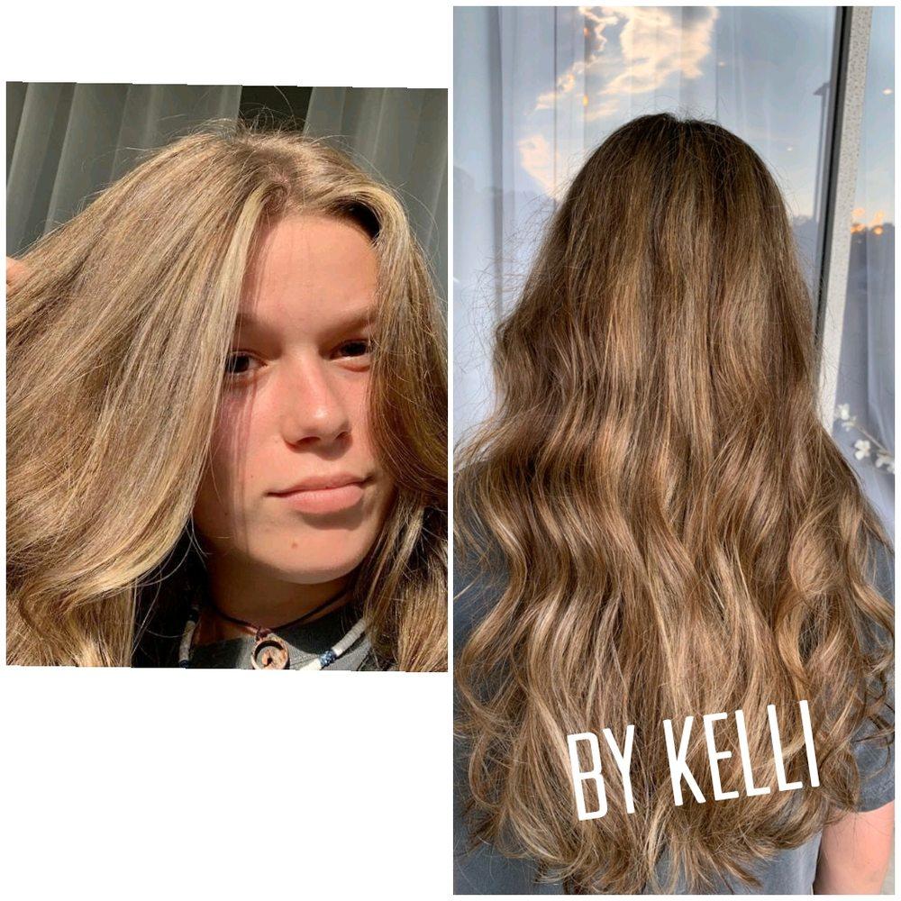 Luna Hair Salon: 1666 Rte 12, Gales Ferry, CT