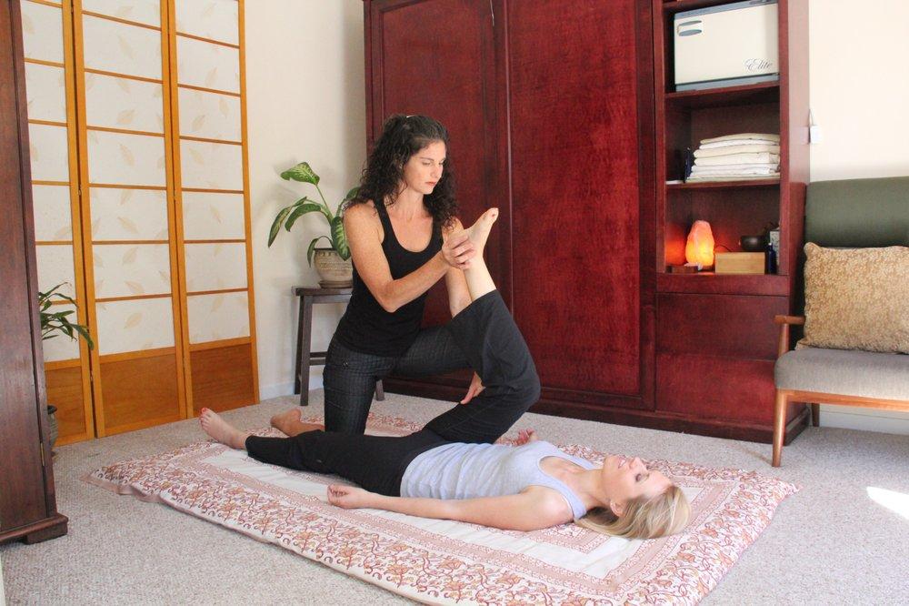 Sidney Nicol - Massage Therapy - 203 River St, Santa Cruz ...