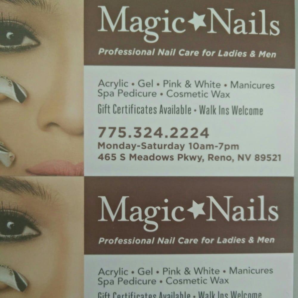 Photos for Magic Nails - Yelp