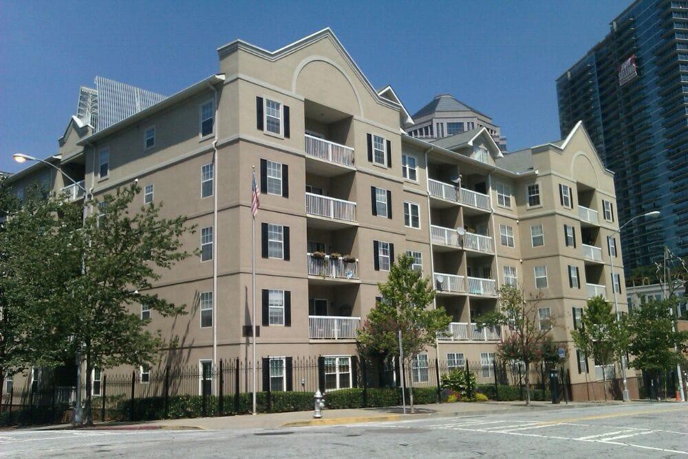 Peachtree Walk Condominium: 1074 Peachtree Walk NE, Atlanta, GA