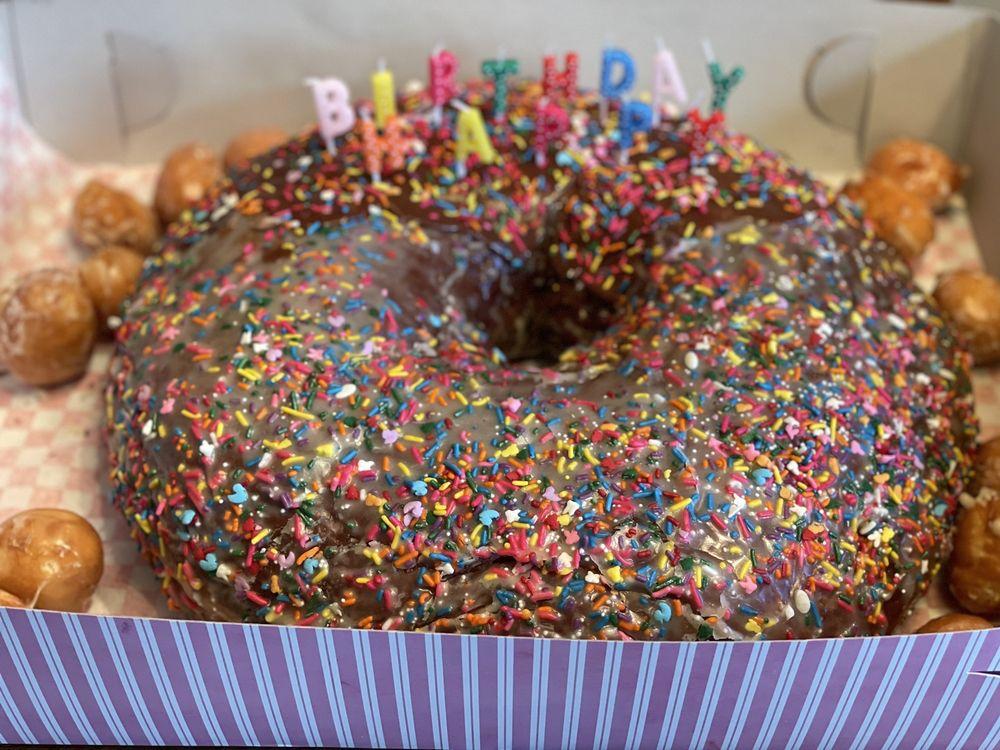 World's Fare Donuts: 20770 Hesperian Blvd, Hayward, CA