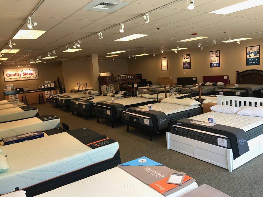Quality Sleep Mattress Store Kirkland | 11306 NE 124th St, Kirkland, WA, 98034 | +1 (425) 968-5141
