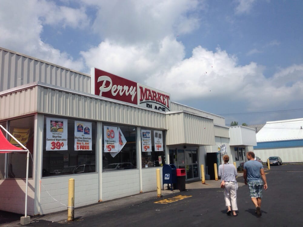 Perry Market Place: 121 N Ctr St, Perry, NY