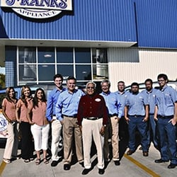 Frank's Appliance Sales & Service - 13 Reviews - Appliances