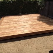 Photo Of Berco Redwood Roseville Ca United States Finished Deck