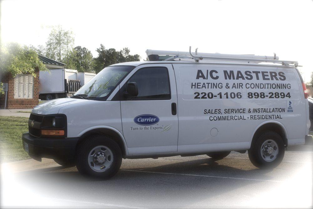 A/C Masters: 314-B Old York Hampton Hwy, Yorktown, VA