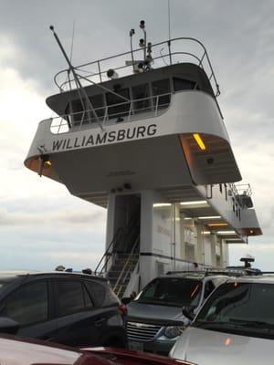 Jamestown-Scotland Ferry 16289 Rolfe Hwy Surry, VA Transit