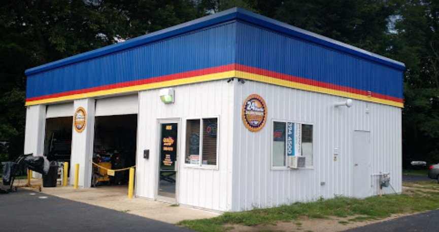 Quality Auto Service: 805 Marshall St, Allegan, MI