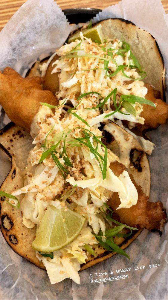 Abraxas Tacos: 610 Warren St, Hudson, NY