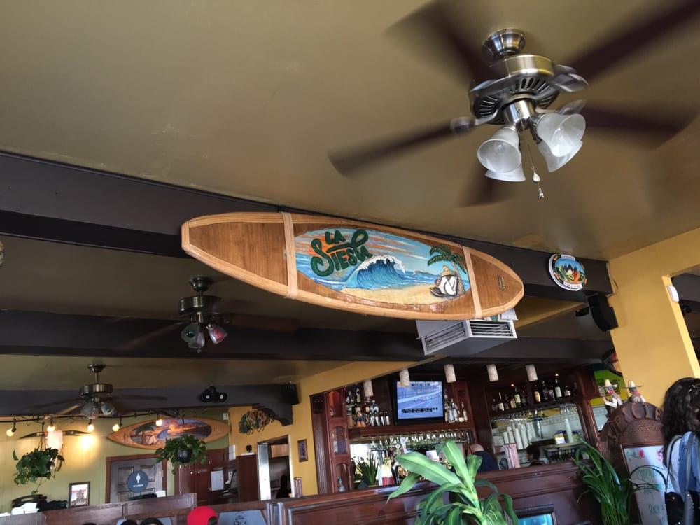 La Siesta Restaurant In San Clemente