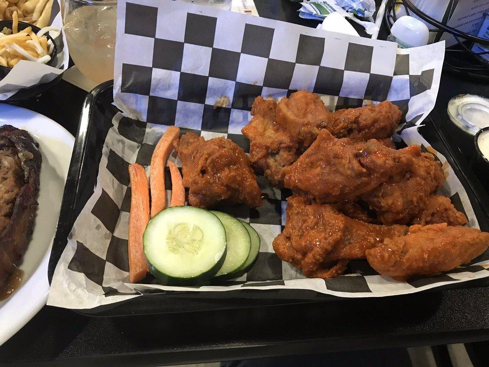 Black Dog Bar and Grill: 82 Main St, Hayesville, NC