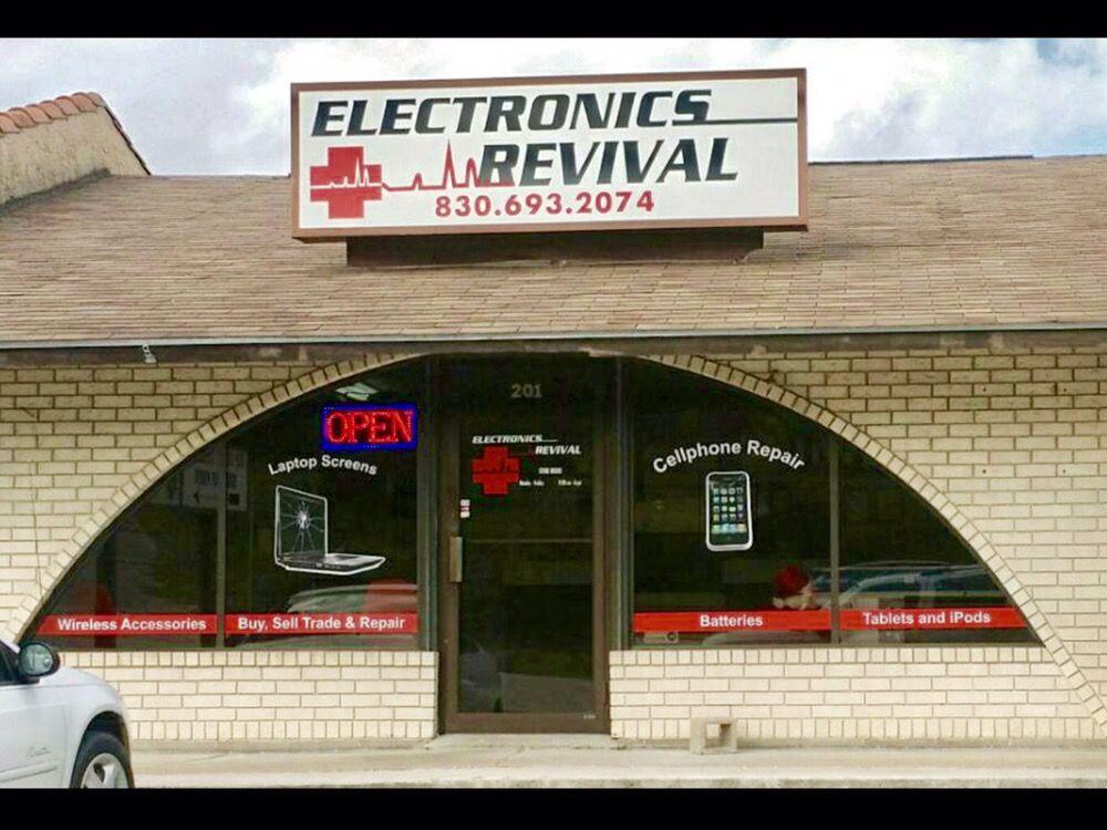 Electronics Revival: 1514 US-281, Marble Falls, TX