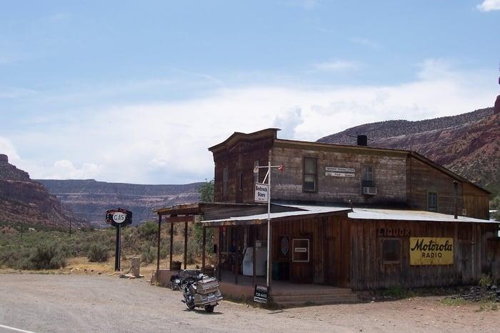 The Bedrock Store: 9812 Highway 90, Bedrock, CO