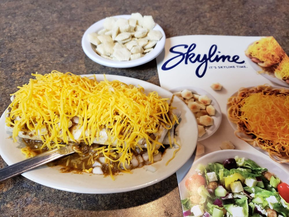 Skyline Chili: 914 State Route 229 North, Batesville, IN
