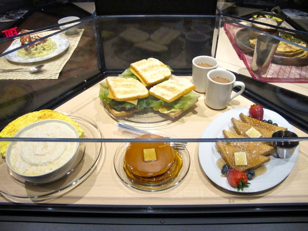 Global Kitchen Exhibit (Michael Phelps Breakfast) - Yelp