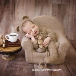 023d9f7ad865f Photo of Willow Baby Photography - San Jose, CA, United States. Baby bear