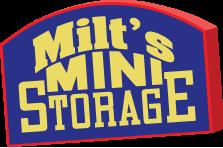 Milt's Mini Storage